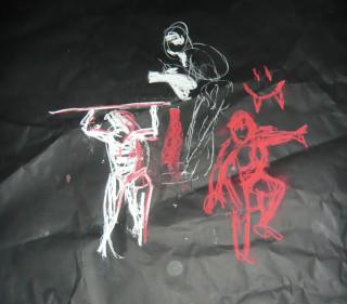 Student Drawings May 2010
