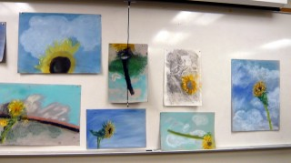 Van Gogh Day in Observational Drawing