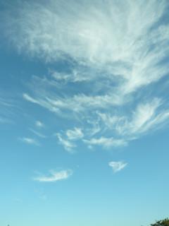 fall 2010 sky at Marfa East