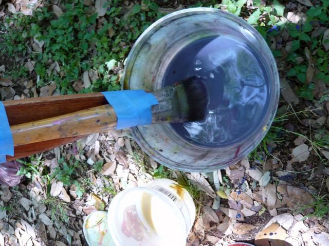 Sword painting Dip Brush