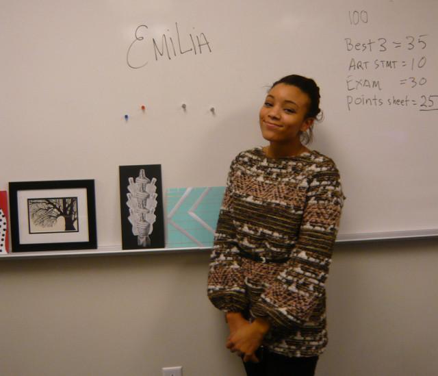 Design Fundamentals  -  midterm presentations Emilia Fall 2011 Instructor Honoria Starbuck