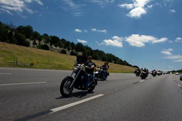 Jessie H Wolverines ride