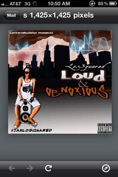 Ayssa H CD cover