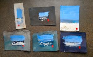Beach Paintings Dec2012