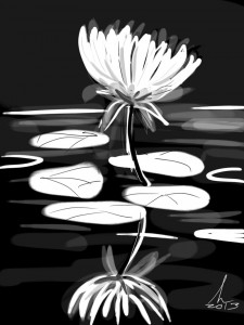 waterlilyIdeogram