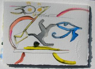 mail art by Honoria Starbuck