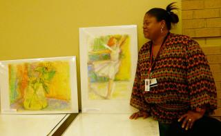 Rene does Degas