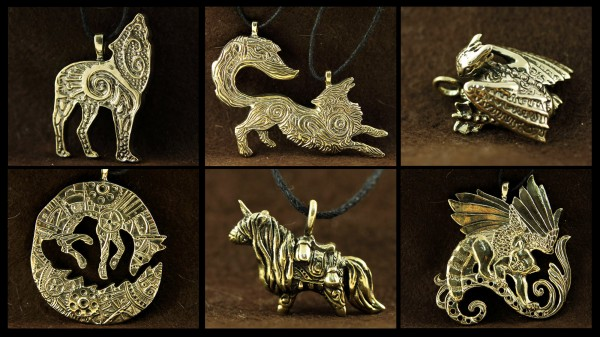 New pendants