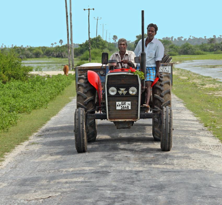 Трактористы остров Делфт мал