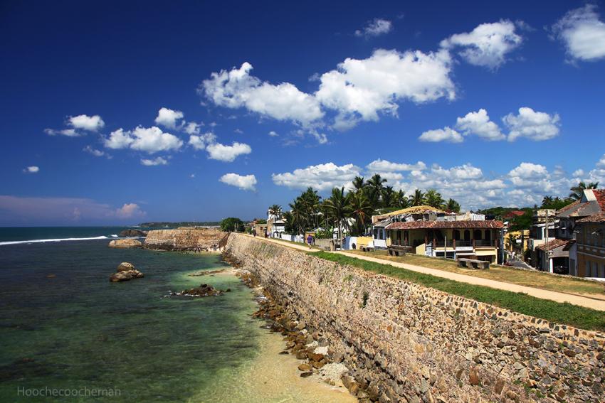 берег форт