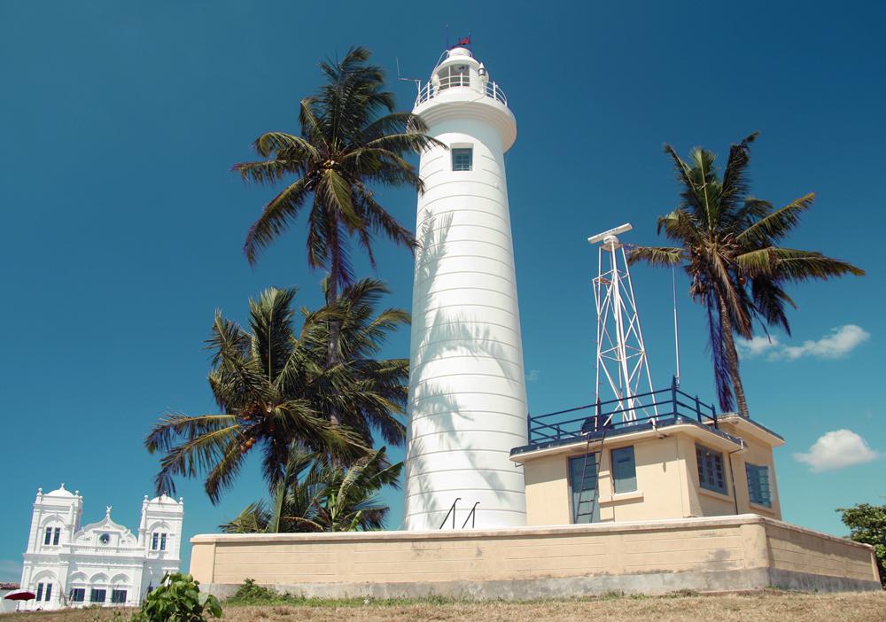 маяк в Галле 1