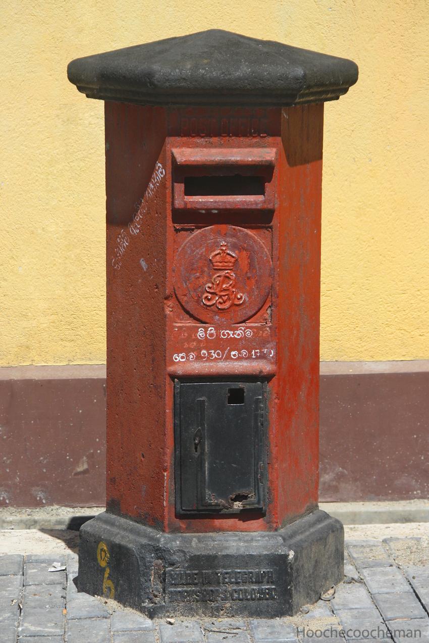 почтовый ящик Галле