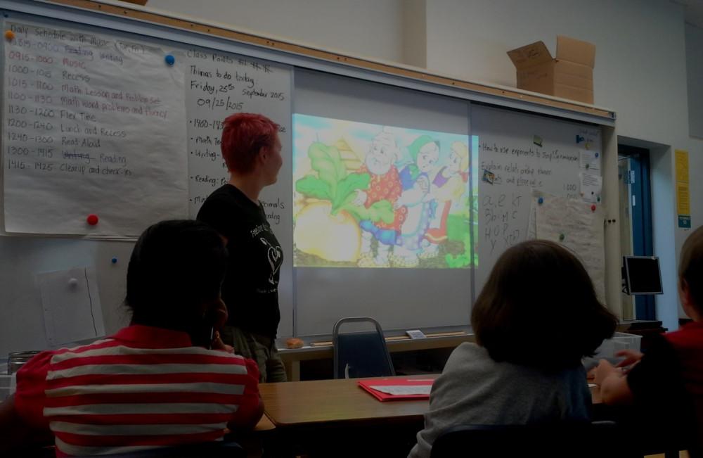 диалог знакомство на английском в 5 классе