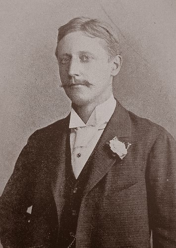 Sir George Reresby Sitwell, 4th Bt.