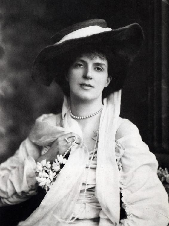 Lady Ida Emily Augusta Sitwell (nee Denison)