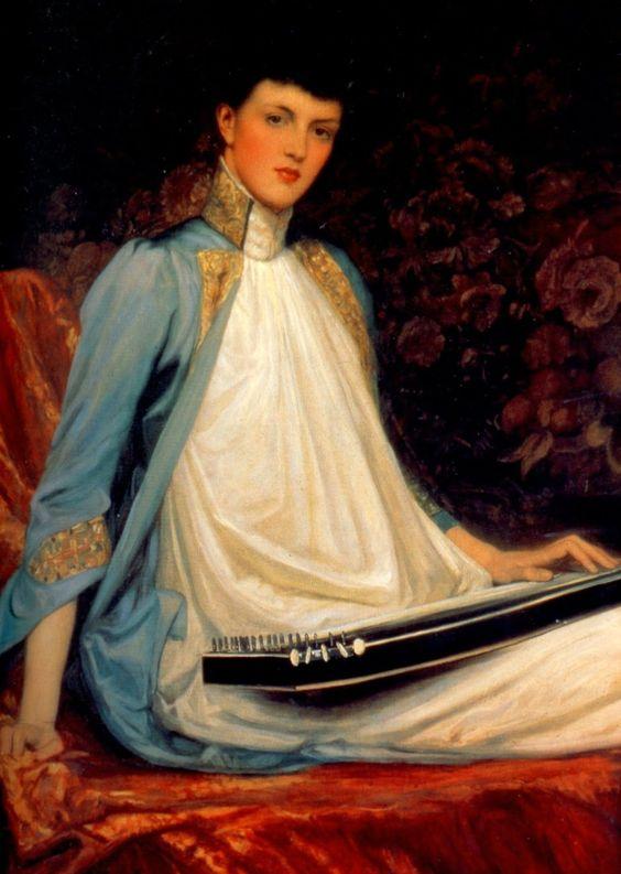 Lady Ida Sitwell by Sir William Blake Richmond