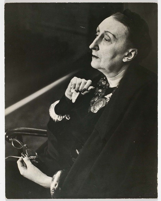 Edith Sitwell by Larsen Lisa 1950-59