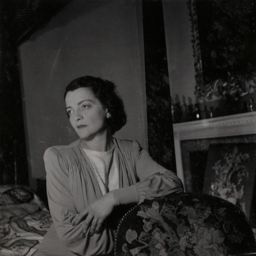 Джорджия Доубл.  Фрэнсис Гудман около 1951