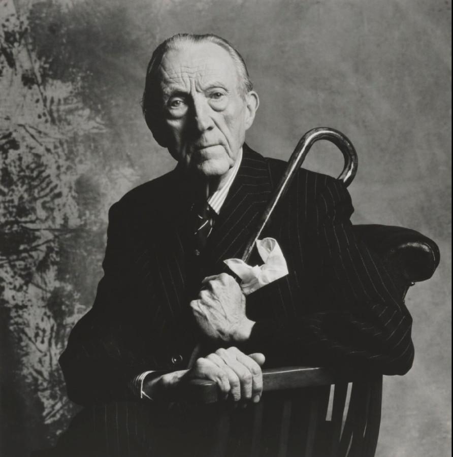 Сэр Сачеверелл Ситвелл. Лорд Сноудон. 1982
