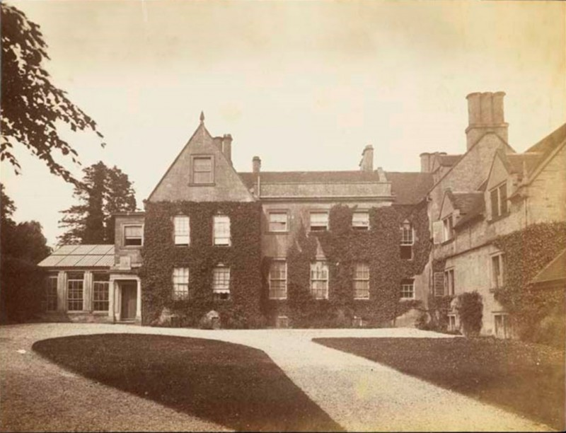 Weston Hall, Northamptonshire
