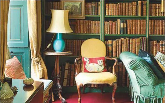 Библиотека 18 века