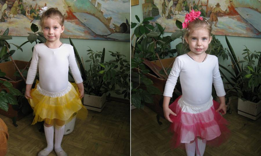 Оля и Аня танцы