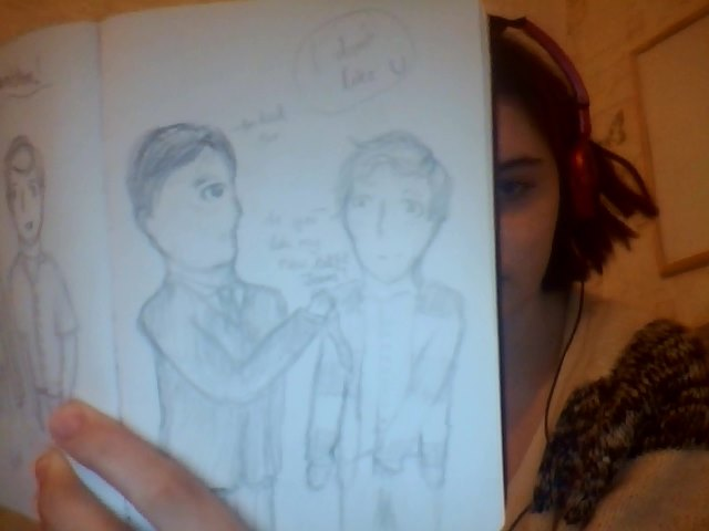 Jeeves and Wooster Sketches
