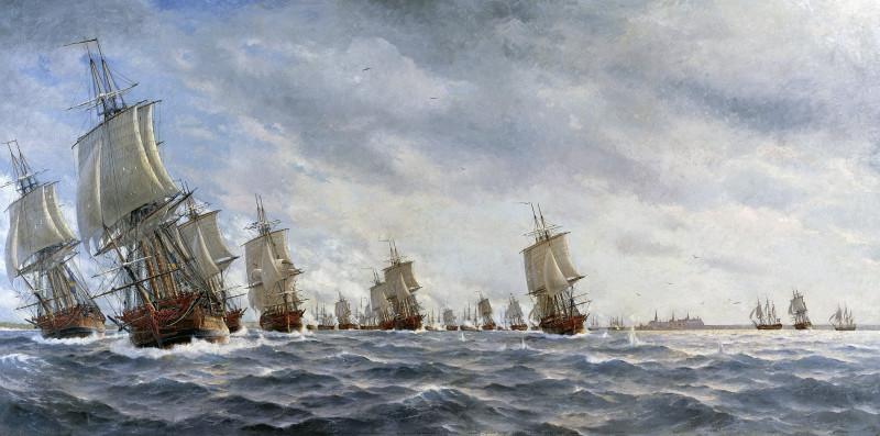 Ревельское сражение, 1790 г.