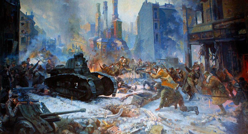 Зимняя война трагедия
