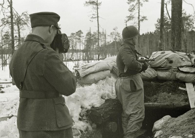 Мгновение войны. Смерть на передовой, 1943 г.