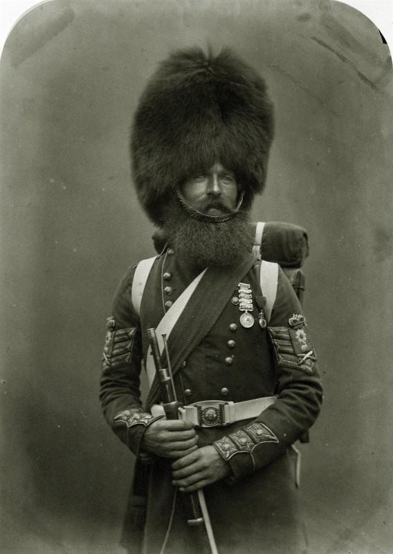 Портрет врага, 1856 г.