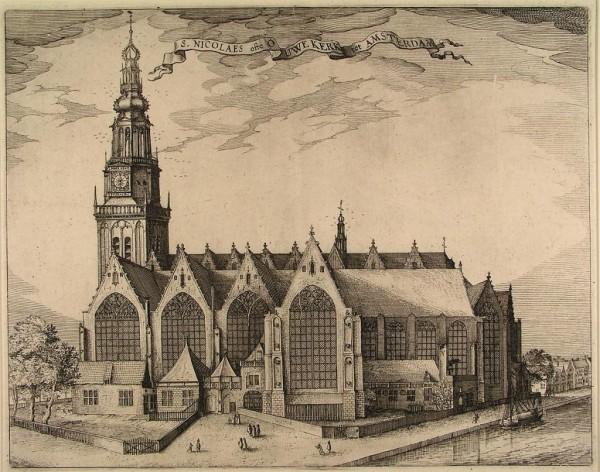 Церковь-Аудекерк-история