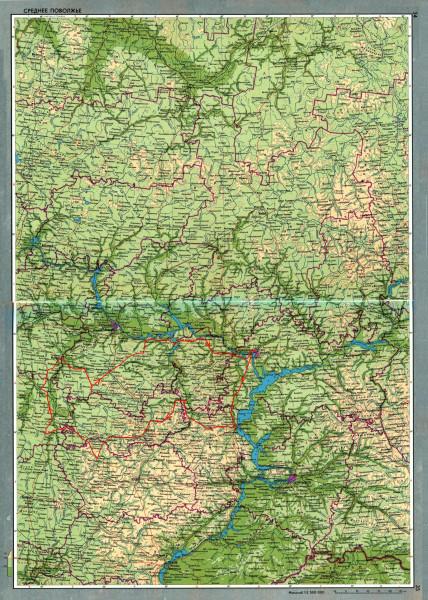 Карта поездки_с указанием маршрута