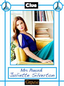 Mrs. Peacock