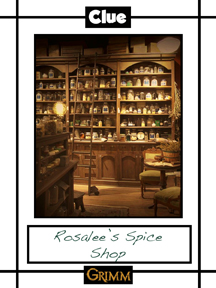 Rosalee's Spice Shop