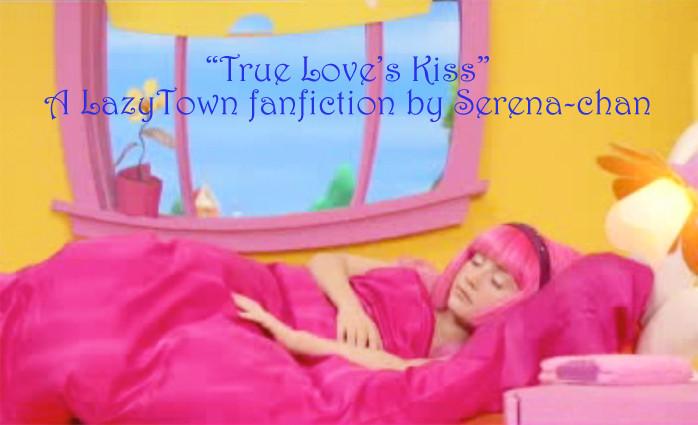 Lazy town kiss