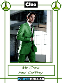 Clue Characters Mr Green