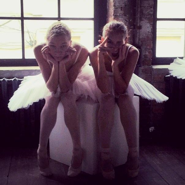 балет+