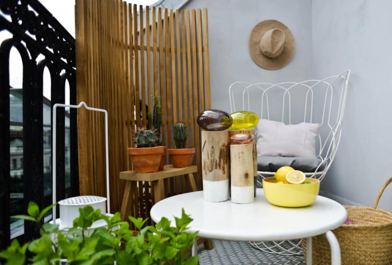 Живите проще: 23 лайфхака для крошечного балкона