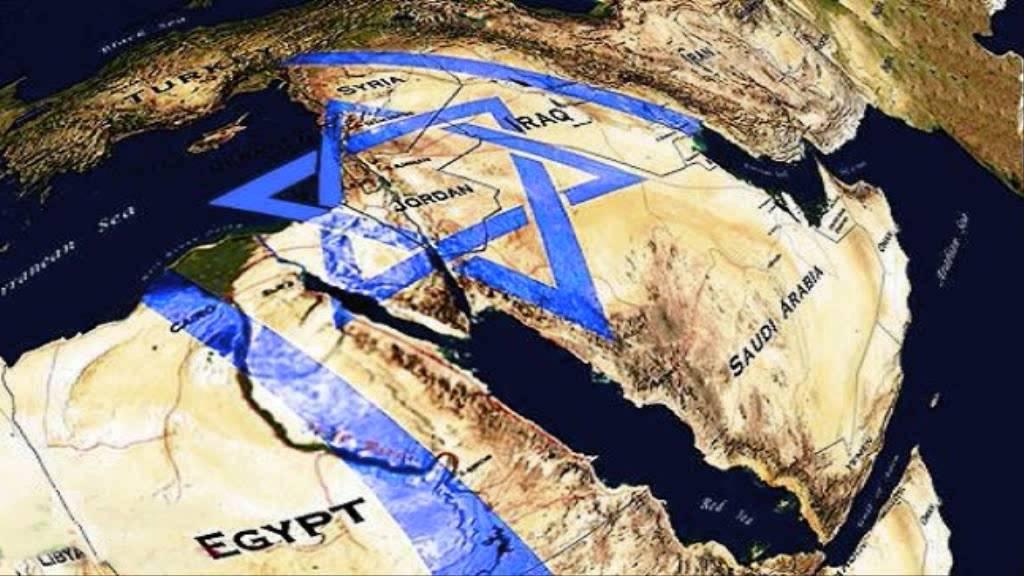 Великий Израиль