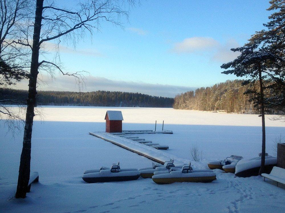 озеро Большое Барково