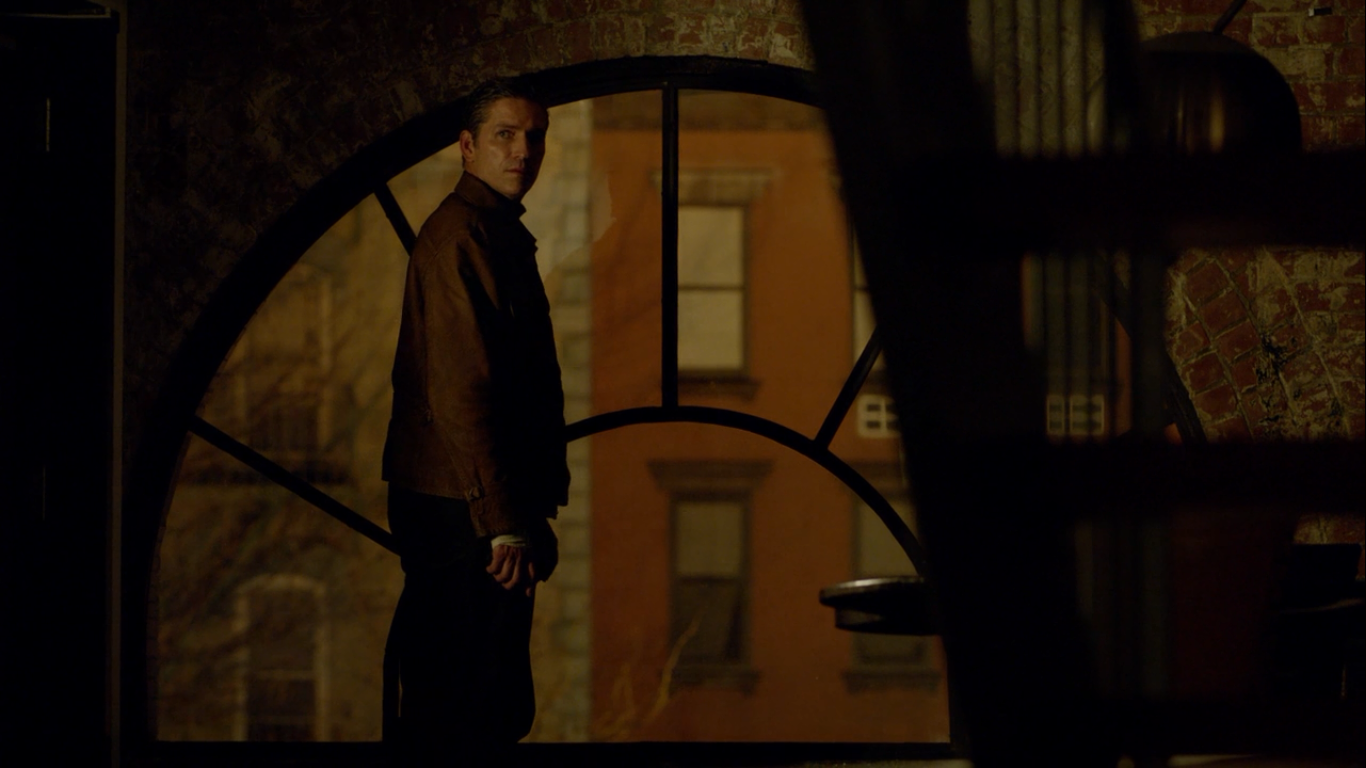 Person of Interest - Extended Pilot: hpcool2003 — LiveJournal