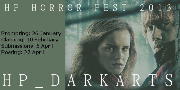 Horror Fest Banner HrR