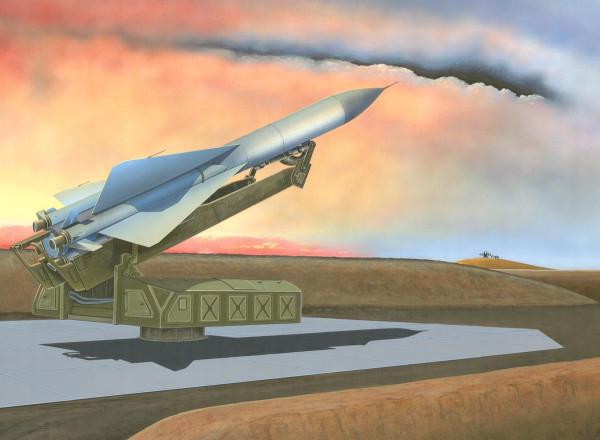С-200 пусковая