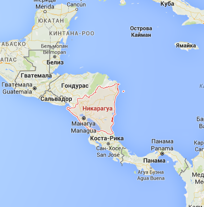 2015-11-20 10-05-21 Никарагуа– Google Карты - Mozilla Firefox