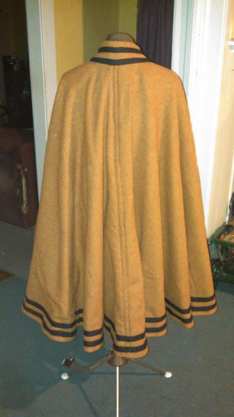 Cloak Body - back view
