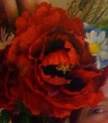 Red Peony - Modified