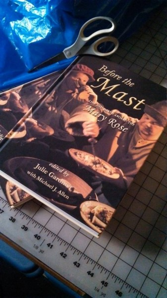 Before The Mast - Available To Buy, Second Edition