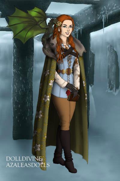DollDevine Game of Thronesesque Tilla