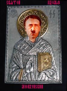 3-е. Икона Гитлера. ikona_Xitlera_29698124